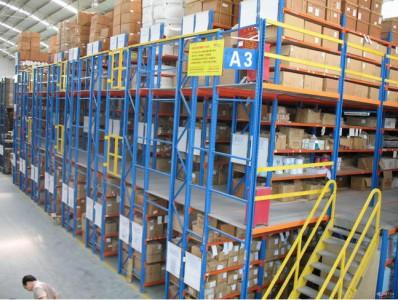 南京定制阁楼货架的结构特点