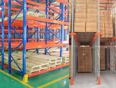 重型货架与贯通货架的区别