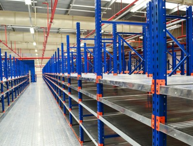 同诺阁楼货架满足不同客户需求。