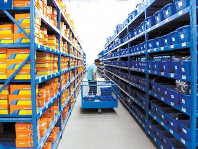 南京货架-自动化立体仓库的优点