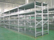 南京货架-货架材料及性能指标的介绍
