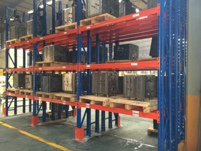常见货架–重型货架