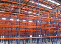 托盘在各类仓储货架的使用